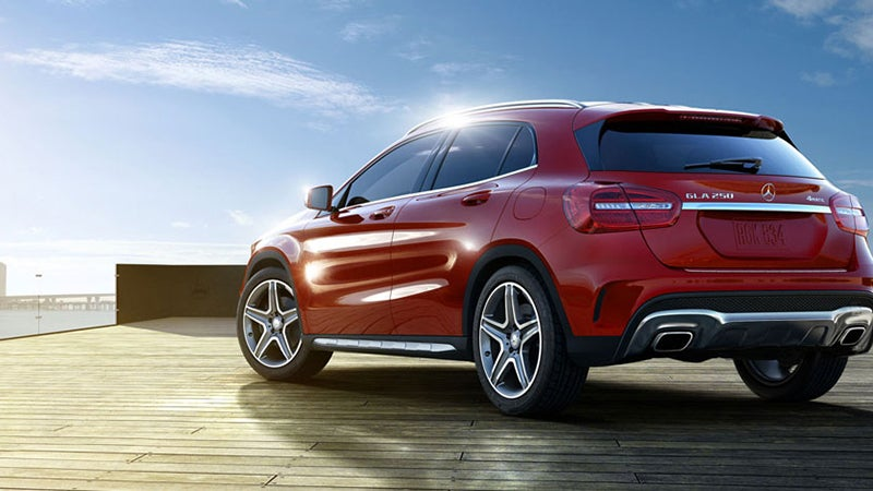 mercedes benz gla250 in pleasanton ca mercedes benz of pleasanton. Cars Review. Best American Auto & Cars Review
