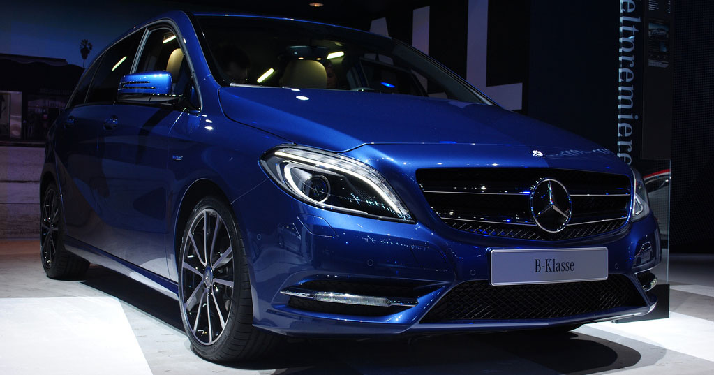 Hybrid And Electric Models Available From Mercedes Benz