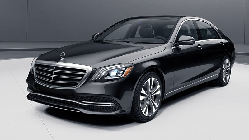 Mercedes Benz S Class S  Matic Safety