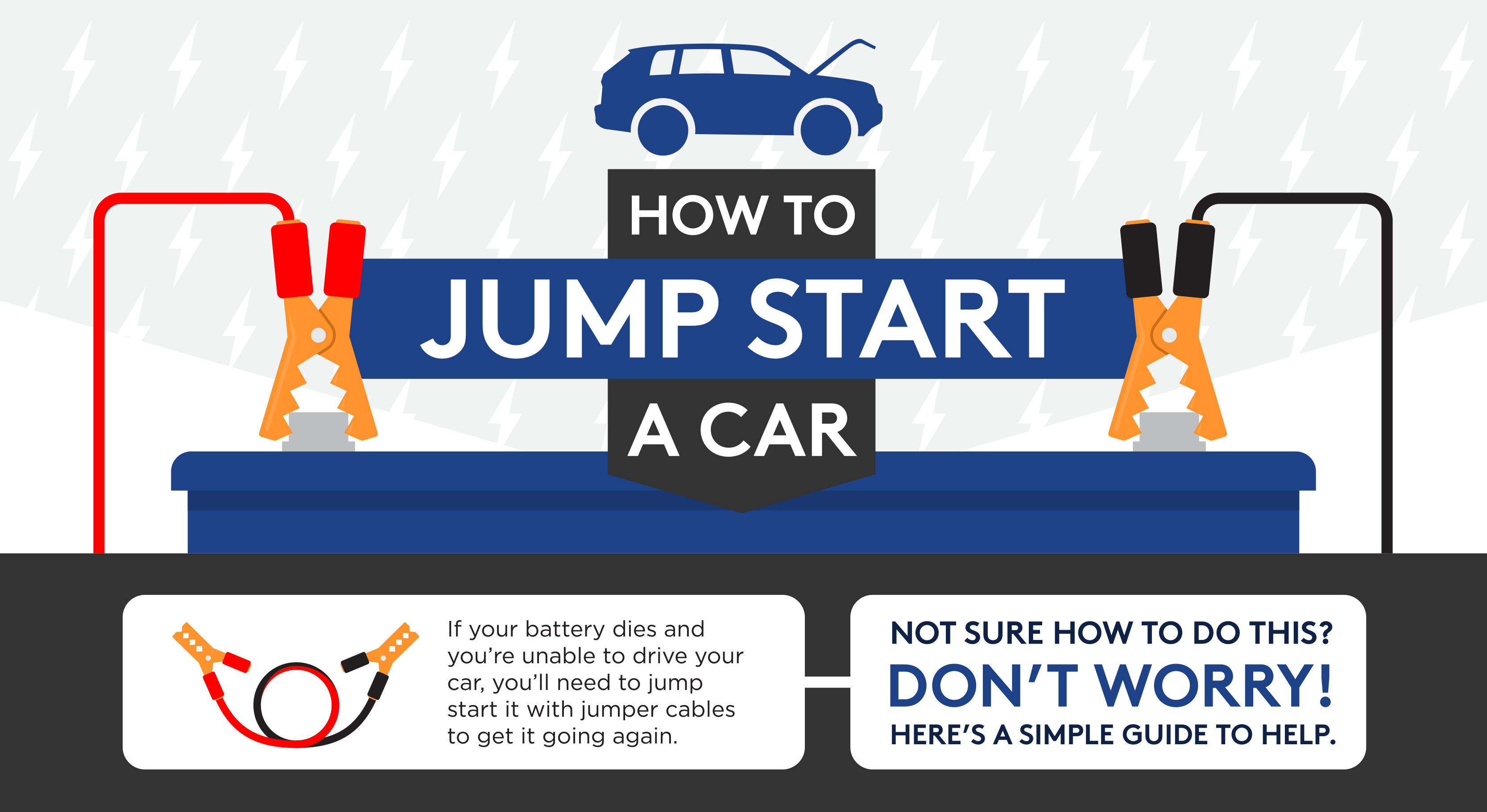 How To Jump Start Your Car Mercedes Benz Of Pleasanton